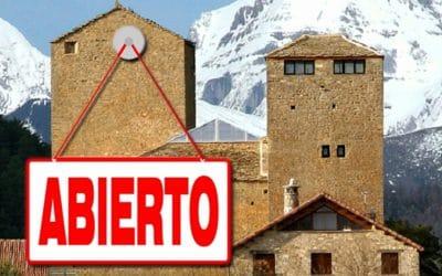 Reanuda su actividad el Museo de dibujo Julio Gavín, Castillo de Larrés
