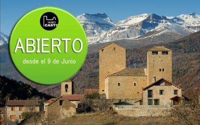 El Museo de dibujo Julio Gavín-Castillo de Larrés abre sus puertas