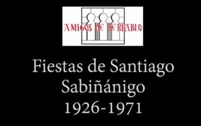 Fiestas de Santiago en Sabiñánigo: 1926-1971