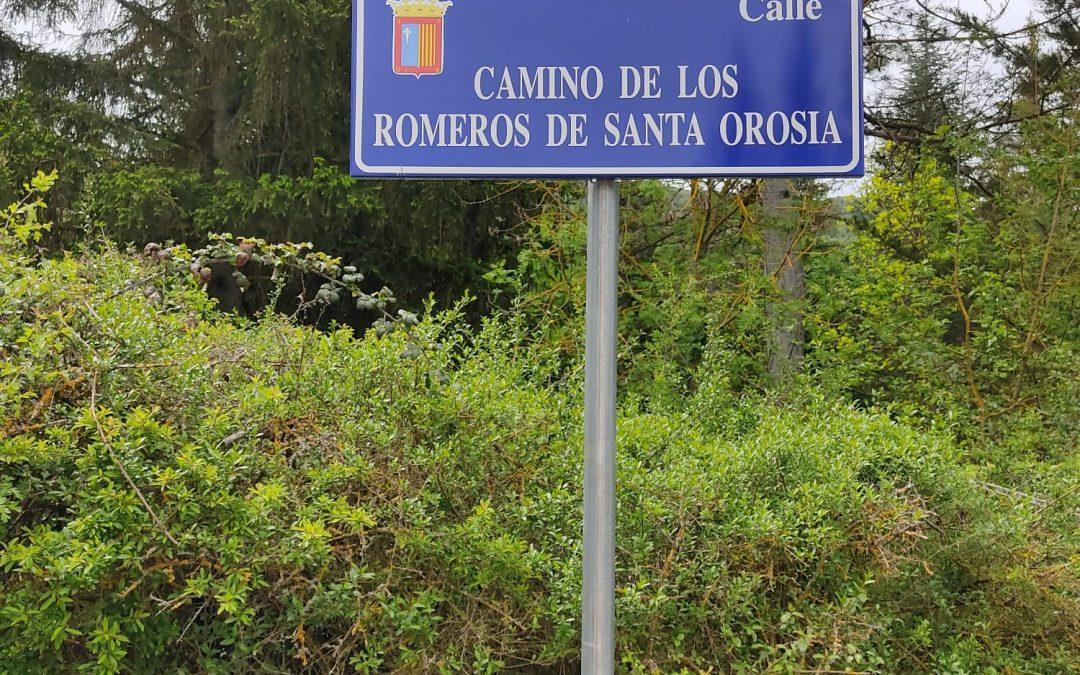 Camino de los Romeros
