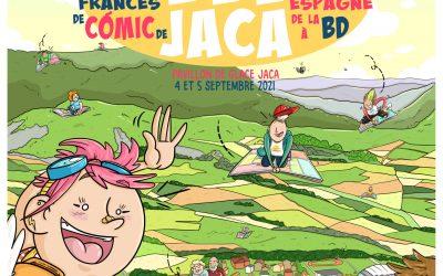 El MUDDI en el III Salón Hispanofrancés del cómic en Jaca